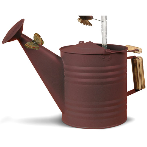 Universal Fantasy Deluxe Watering Can Fountain (Set of 2) by Universal