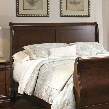 King Sleigh (Liberty Furniture Carriage Court King Sleigh Headboard in)