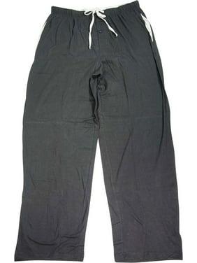 4dba9cf40d Product Image Hanes Mens Soft   Comfortable 100% Cotton Knit Sleep Pajama  Lounge Pant