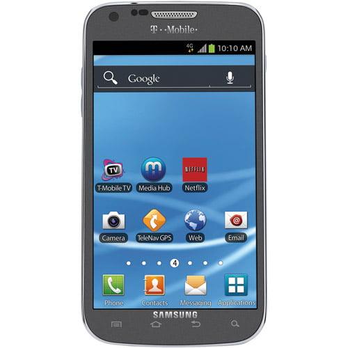 Walmart Wfm Samsung Galaxy S Ii Gray 4g