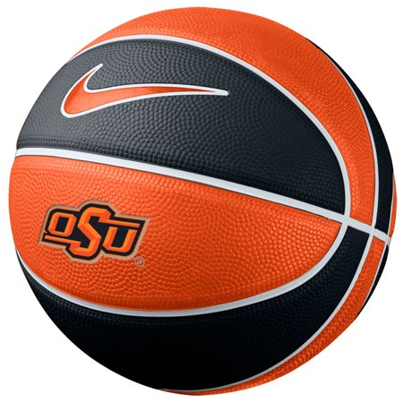 Oklahoma State Cowboys Nike Training Rubber Basketball - No (Nike Fleece Basketball)