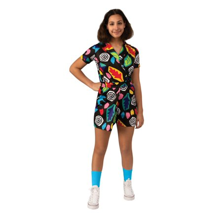 Wholesale Halloween Costumes Canada (Eleven Mall Dress Stranger Things Season 3 Girls Child Halloween)