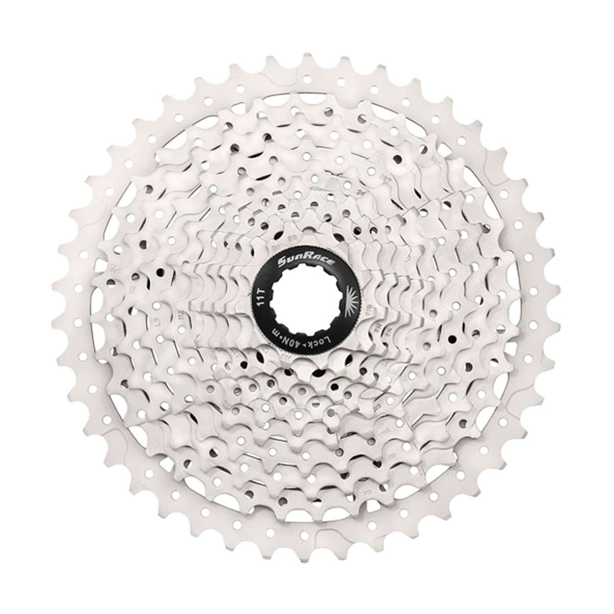 SunRace CSMS1 10 Speed Bicycle Cassette - 11-36 - CSMS1.TAW0.XS0.BX