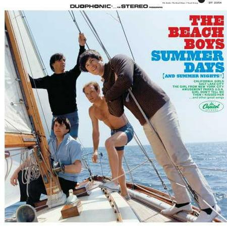 Summer Days & Summer Nights (Vinyl) (Limited Edition)
