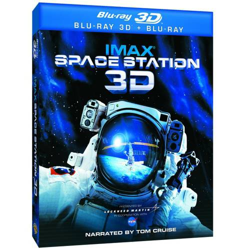 IMAX: Space Station (Blu-ray 3D) (Widescreen)