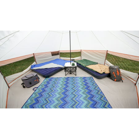 Ozark Trail, 8 Person Yurt Camping Tent - Best Father's Day