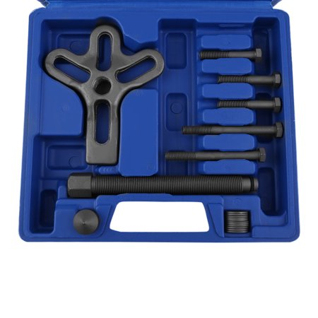 - 13 Pcs Harmonic Car Auto Balancer Steering Wheel Puller Remover Removing Tool Set Mechanic Installer Kit