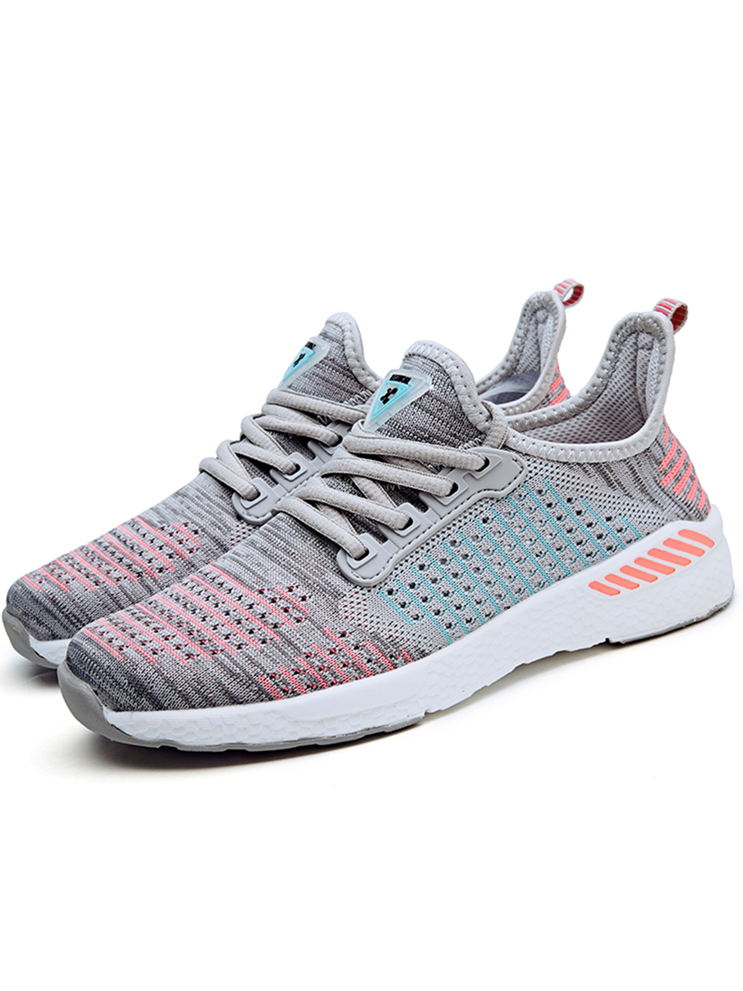 Mens Running Fruit Shoes Fashion Breathable Sneakers Mesh Soft Sole Casual Athletic Lightweight