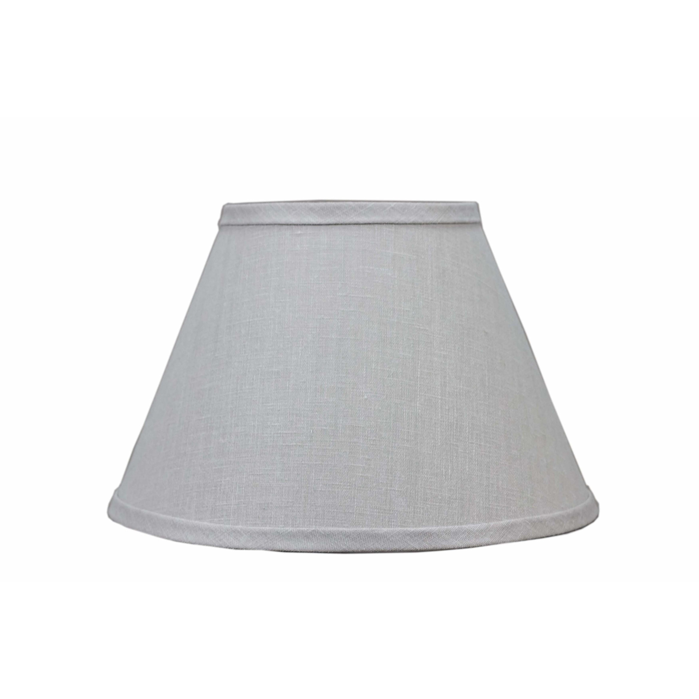 shade walmart table empire target full shades oversized uno lamps pottery threaded of decorative slip barn lamp size fitter for inch replacement