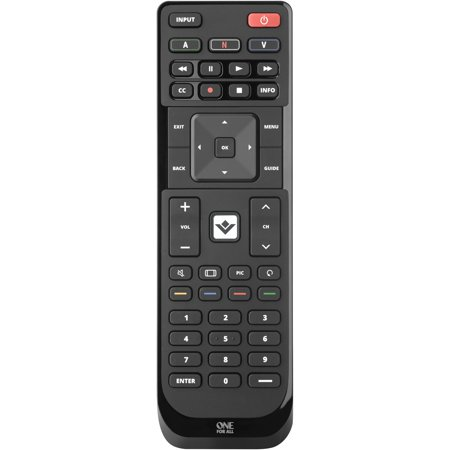 One For All URC1823 Replacement Remote for Vizio TVs