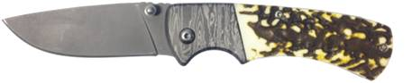 Ozark Trail Stag Finish Clip Knife