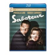 Alfred Hitchcock Saboteur [BLU-RAY] by UNIVERSAL HOME ENTERTAINMENT