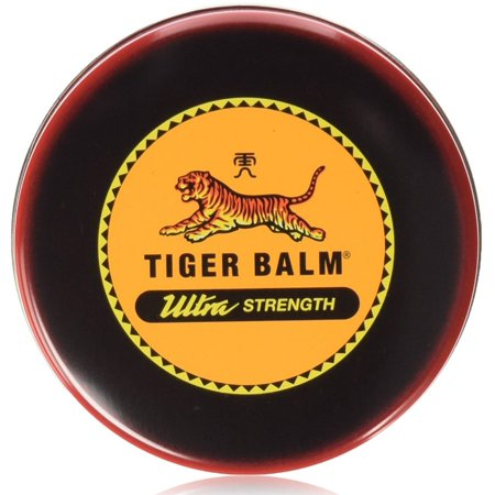 3 Pack - Tiger Balm Sport Rub Pain Relieving Ointment, Ultra Strength 1.70 oz