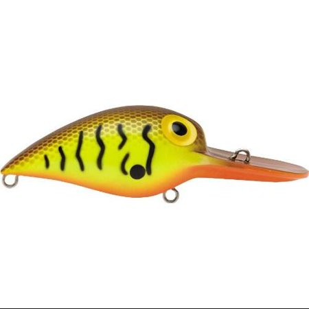Storm original wiggle wart 05 fishing lure brown scale for Walmart with live fish near me