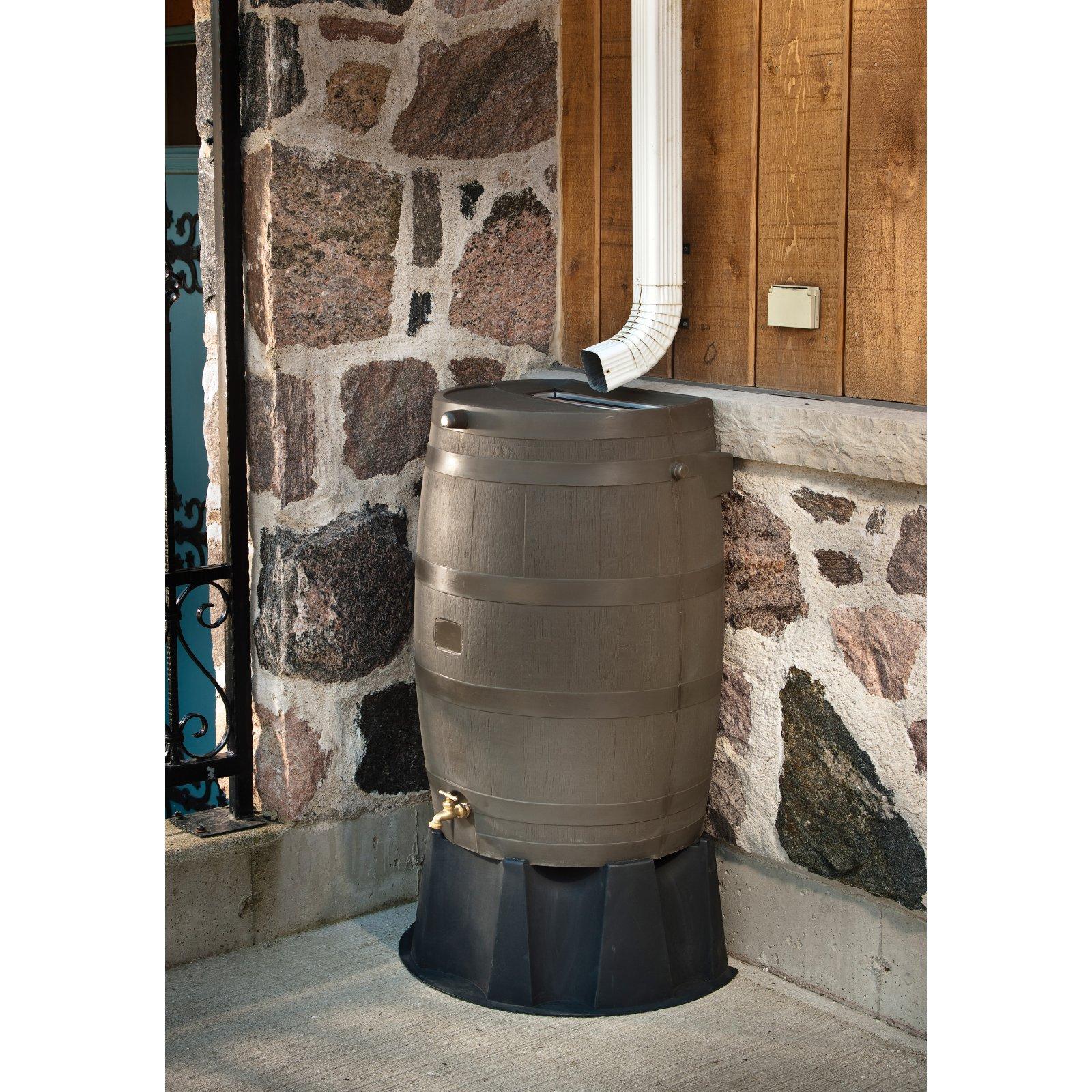 Rain Barrel Stand