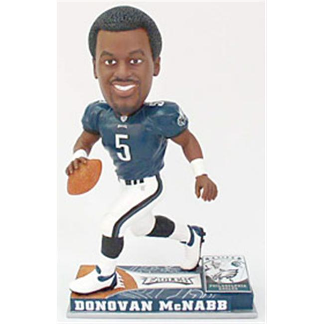 Philadelphia Eagles Donovan McNabb Forever Collectibles On Field Bobblehead