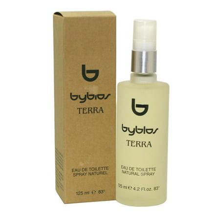 - Byblos  Terra Women's 4.2-ounce Eau de Toilette Spray