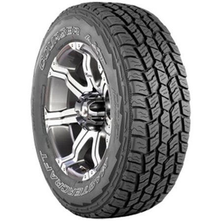 Mastercraft Courser AXT 225/75R16 104 T Tire (Mastercraft Courser Axt 265 75r16 10 Ply)