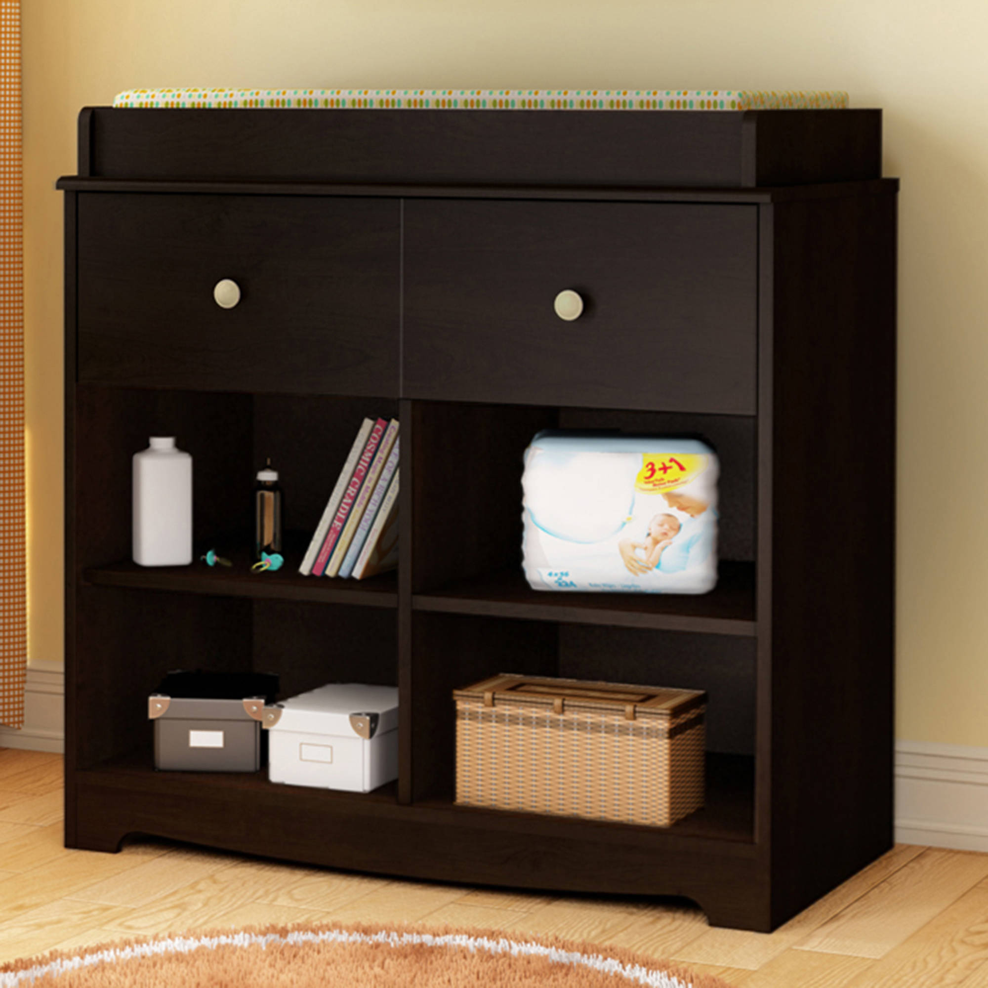 South Shore Little Teddy Changing Table, Multiple Finishes