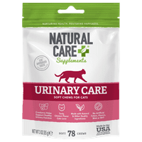 Natural Care+ Urinary Care Soft Chews for Cats