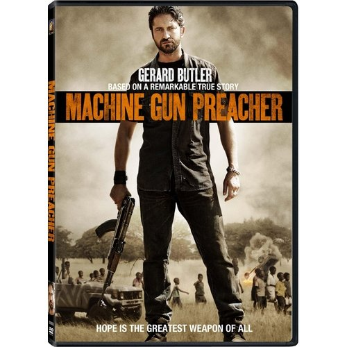 Machine Gun Preacher (Widescreen)