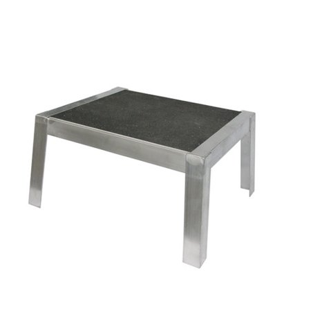 Pvifs Storage Solutions 1 Step Aluminum Platform Step