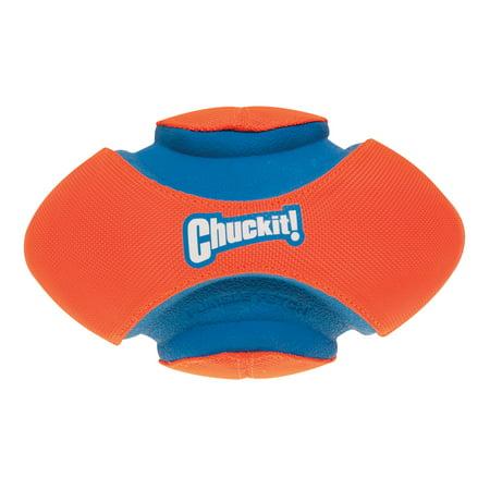 Chuckit! Fumble Fetch Dog Football Toy, Small Regular