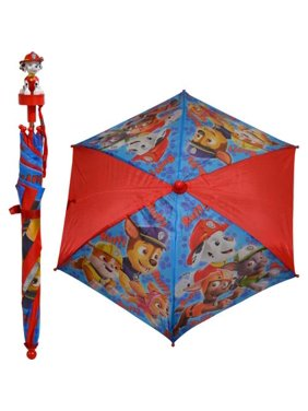 Licensed Paw Patrol Molded Handle Umbrella