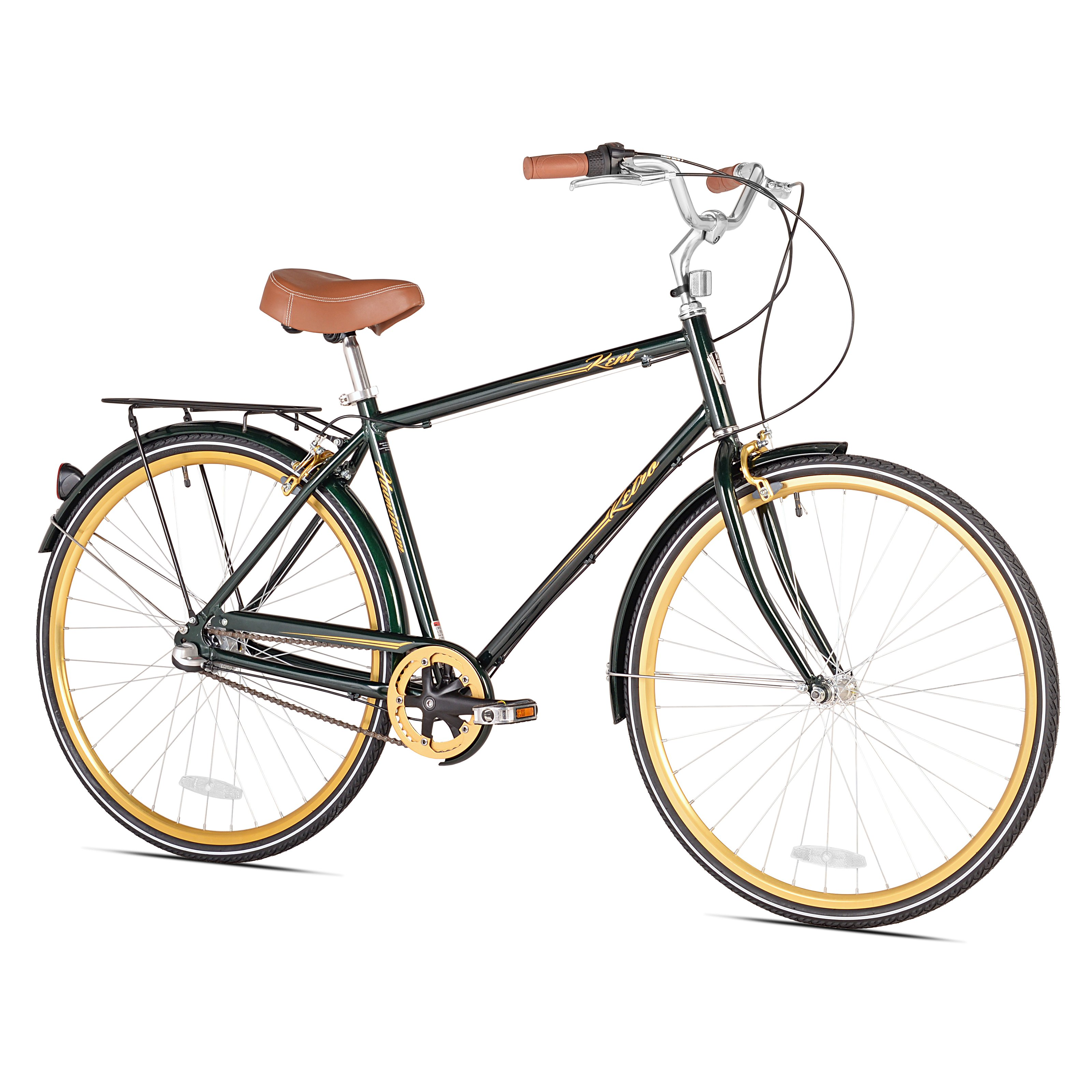 Kent 20 in. Mens 700c Retro Bike