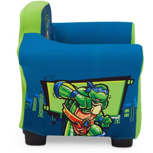 Teenage Mutant Ninja Turtles Upholstered Toddler Chair