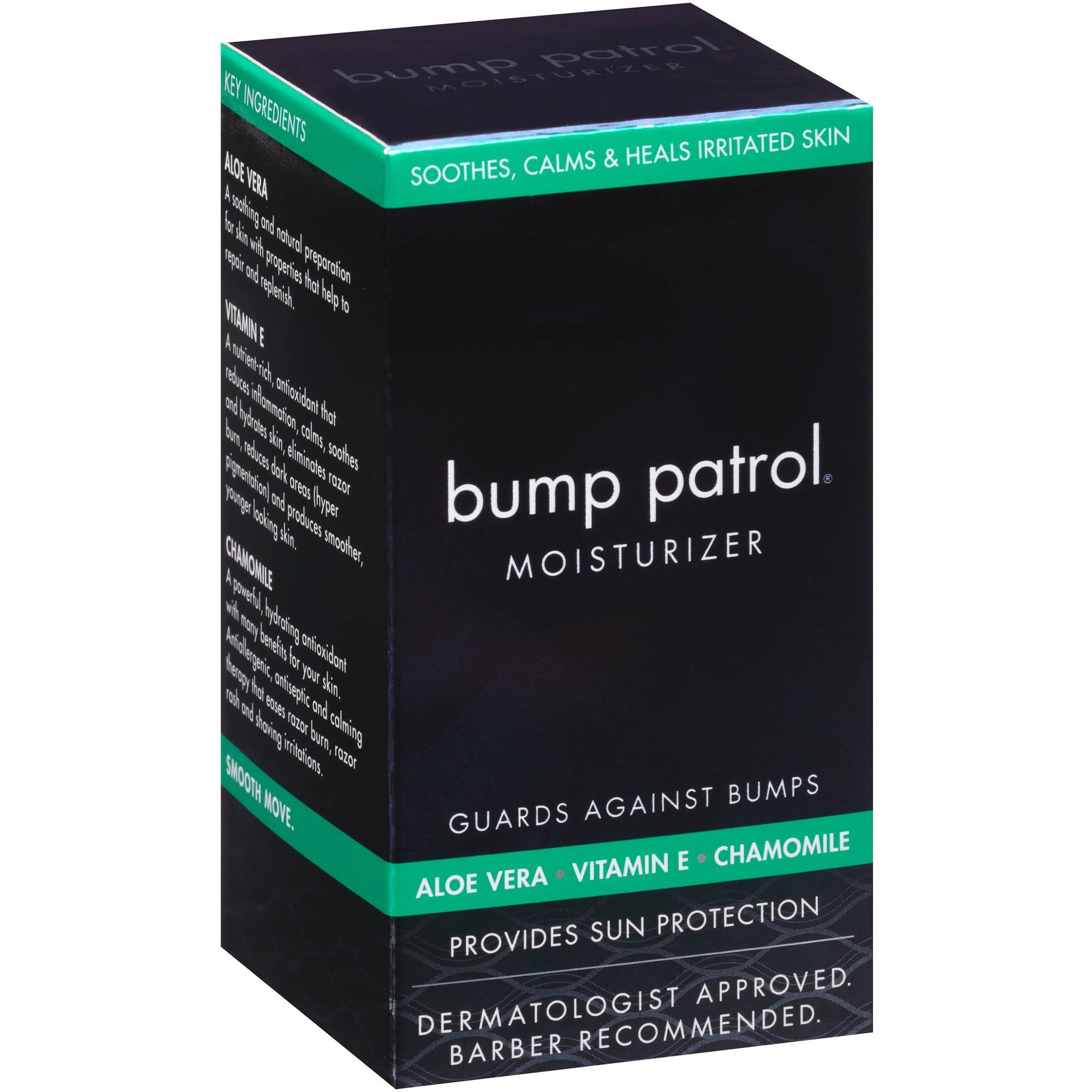 Bump Patrol Soothing Moisturizer, 1.69 fl oz