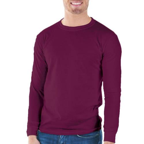 Gildan Mens Classic Long Sleeve T-Shirt - Walmart.com