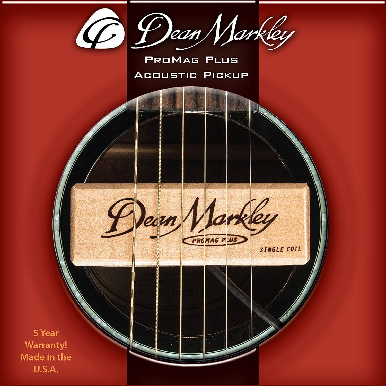 Dean Markley DM3010 ProMag Plus Acoustic Guitar Pickup by Dean Markley
