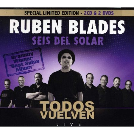 Todos Vuelven: Limited Edition (CD) (Includes DVD)