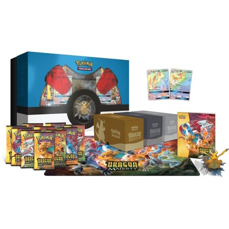 Pokemon Sun and Moon 7.5 Dragon Majesty Super Premium