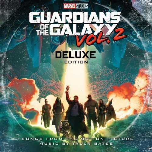 Guardians of the Galaxy, Vol. 2 (Songs From the Motion Picture) (Deluxe Edition) (Vinyl)