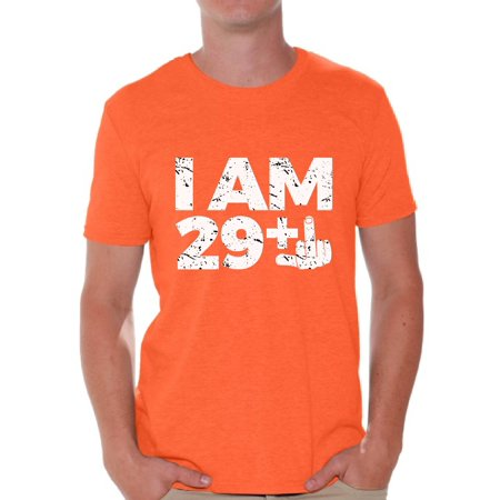 Awkward Styles I Am 29 Tshirt Funny Birthday Shirts For Men Awesome Thirty Year Old Shirt Gifts BDay Party Thirtieth