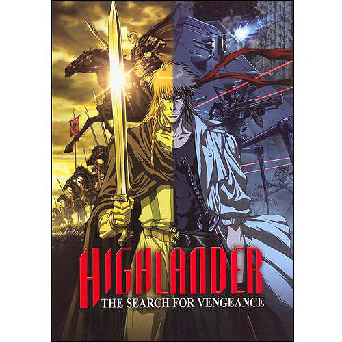 Highlander: The Search for Vengeance (Widescreen)