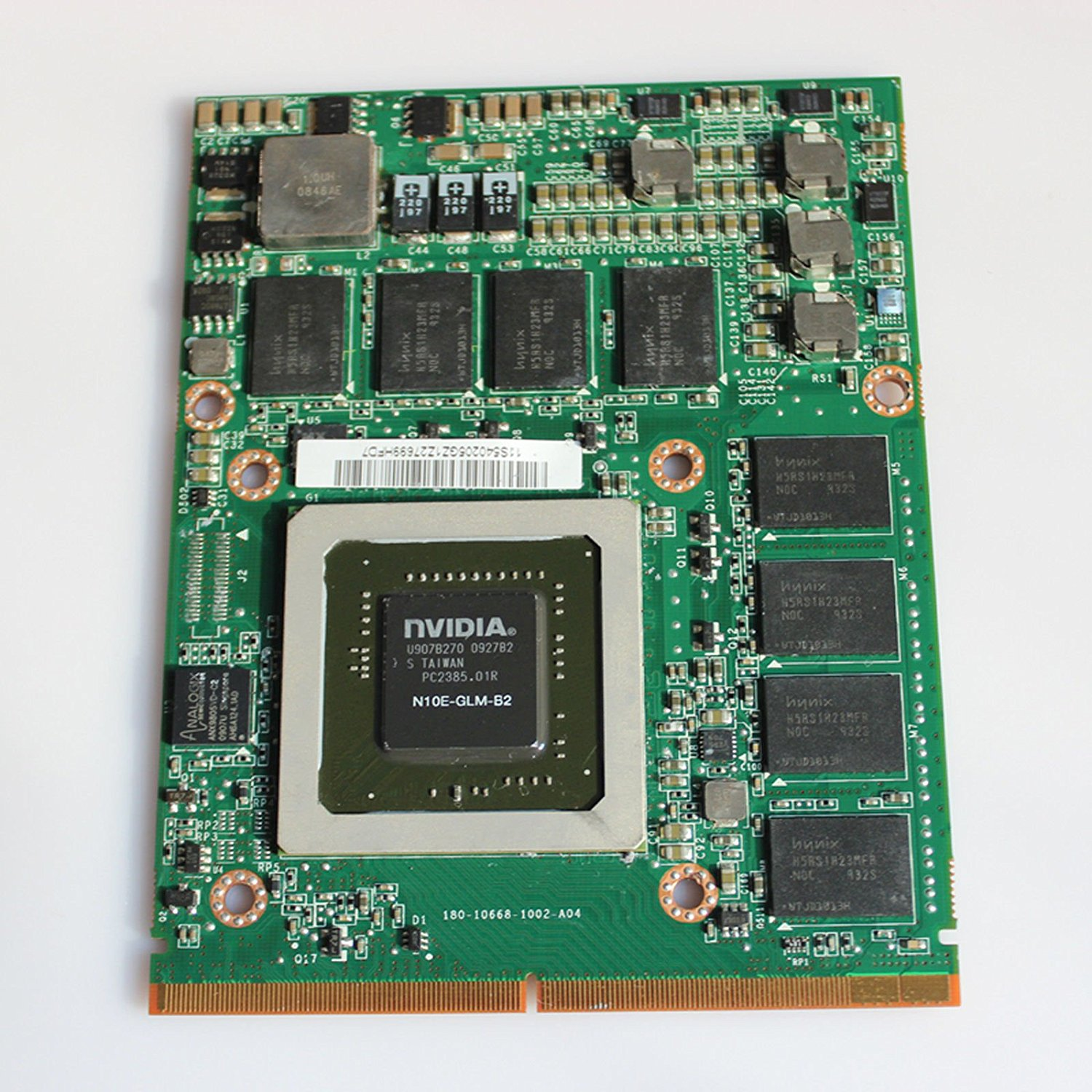 HP Lenovo NVIDIA Quadro FX 2800M 1GB Laptop PC Video Graphic Card 505986-001 596062-001 for HP Elitebook 8740W