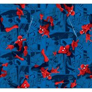 "Marvel Spiderman Toss, Blue, 43/44"" Widt"