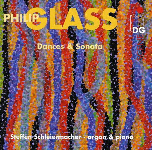 P. Glass - Philip Glass: Dances & Sonata [CD]