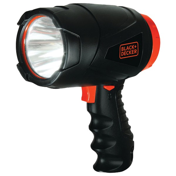 Black & Decker LED Alkaline Spotlight