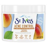St. Ives Acne Control Face Scrub Apricot, 10 oz