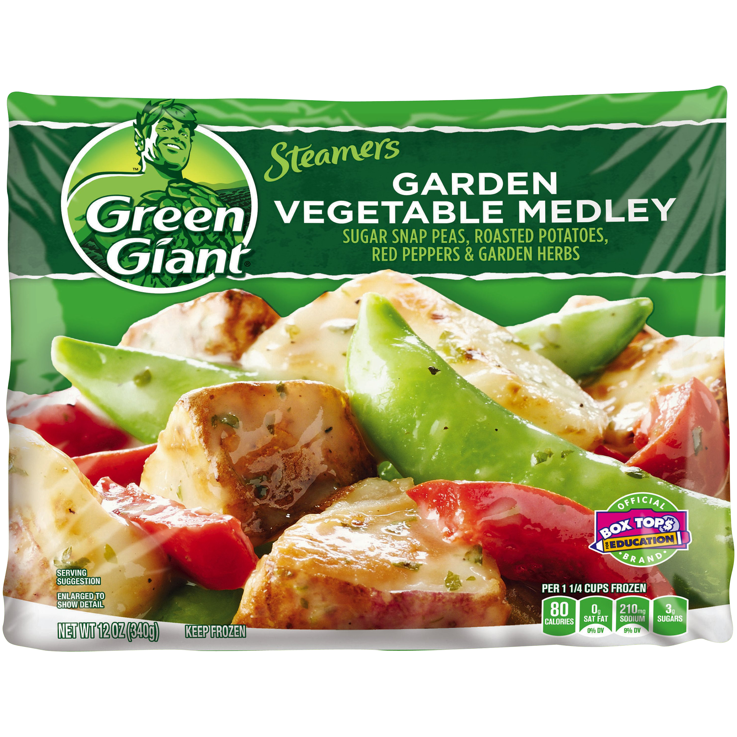 Green Giant® Steamers Garden Vegetable Medley 12 oz. Bag