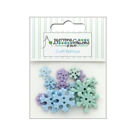 Dealer Button Set - Buttons Galore Sewing & Craft Buttons - Set of 3 Packs -