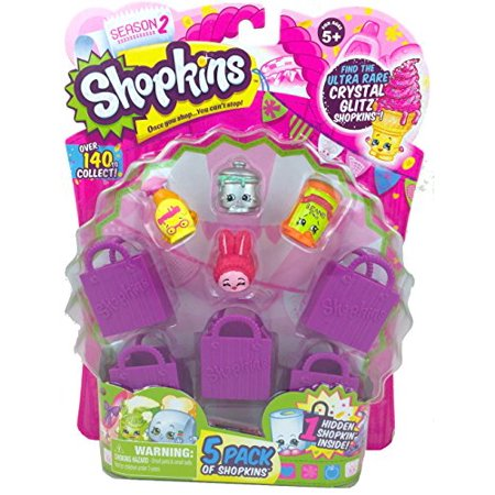 Shopkins Season 2 (5 Pack) Set 21