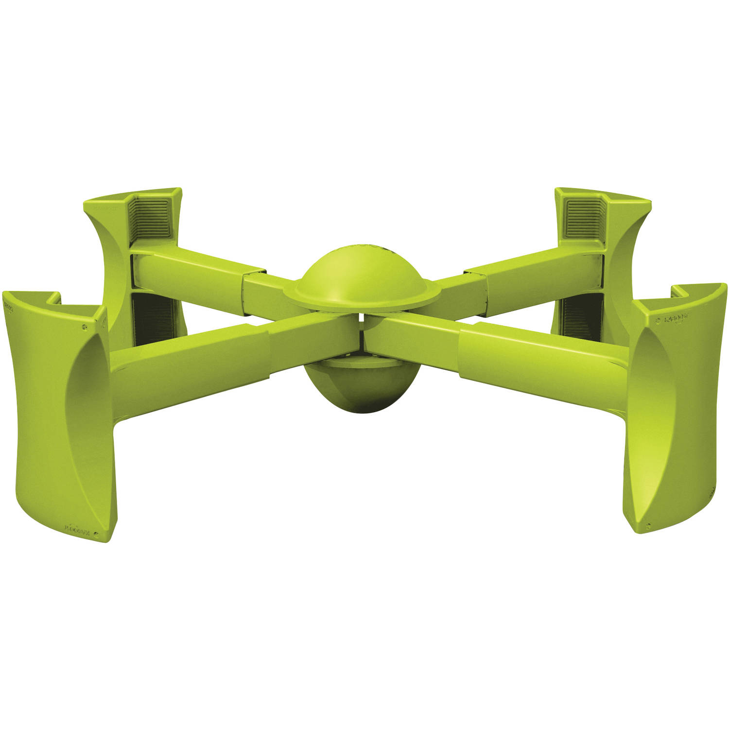 KABOOST Portable Chair Booster Goes Under the Chair Green