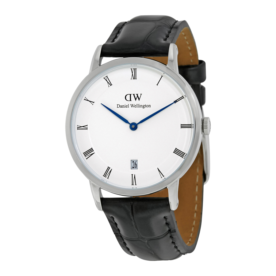 Daniel Wellington Dapper Reading White Dial Ladies Watch DW00100117