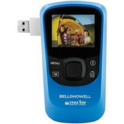 Bell+Howell Blue T10hd 720p HD Take1HD Digital Video Camcorder with Flip-Out USB
