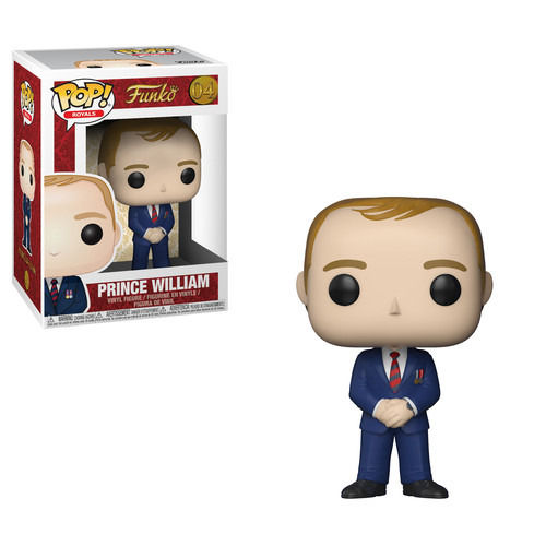FUNKO POP! ROYALS: Prince William